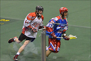 June 6 2013 versus Brooklin Redmen