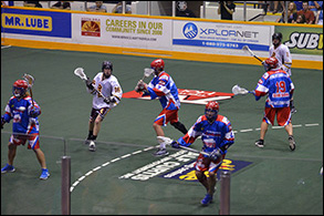 May 30 2013 versus Brampton Excelsiors